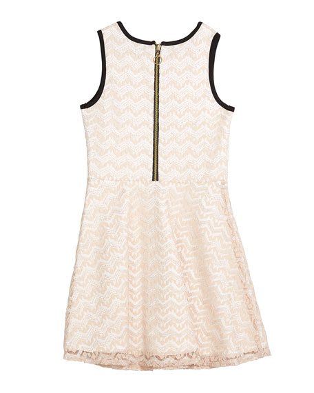 Sally Miller Girl's The Luna Lace Dress, Size S-XL