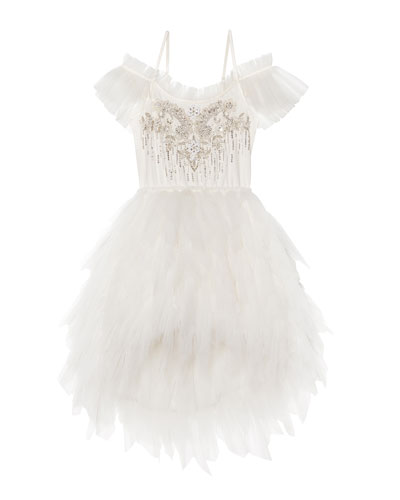 Girl's Aurelia Tutu Dress  Size 2T-11