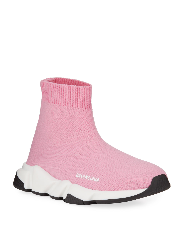 Balenciaga Speed Sock Sneakers, Toddler