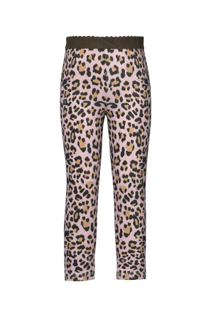 Hannah Banana Girl's Animal-Print Leggings, Size 4-6X