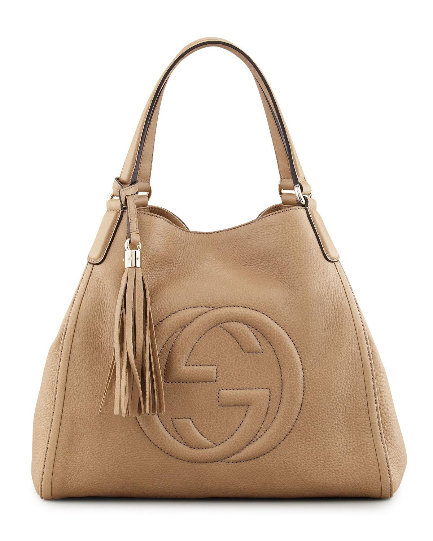 156e493fa6d Gucci Soho Medium Shoulder Bag