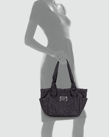 Pretty Nylon Kristine Tote Bag, Black