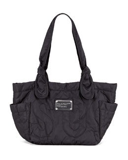 MARC by Marc Jacobs Pretty Nylon Kristine Tote Bag, Black