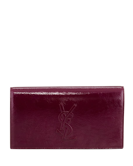 Belle De Jour Clutch Bag, Purple