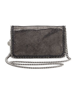 Stella McCartney Falabella Crossbody Bag, Gray