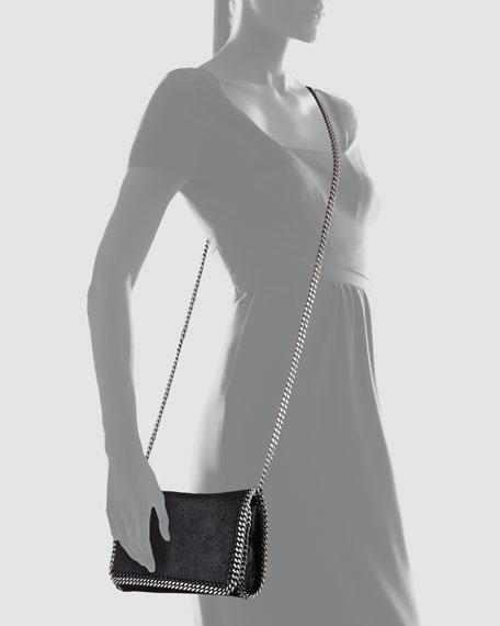 Falabella Crossbody Bag, Black