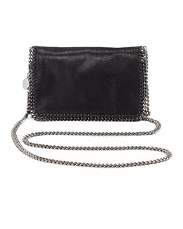 Stella McCartney Falabella Crossbody Bag, Black