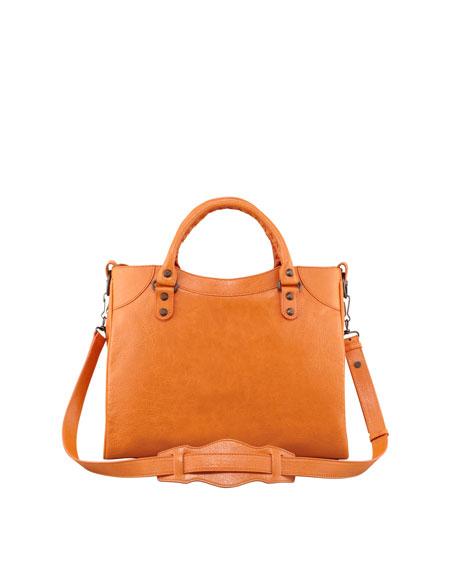 Classic Velo Bag, Tangerine