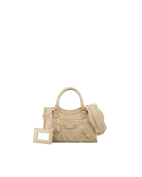 Mini Giant 12 Golden City Bag, Dune