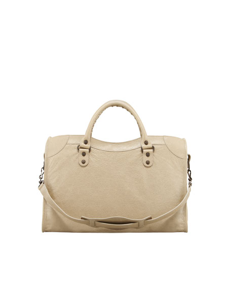 Classic City Bag, Dune
