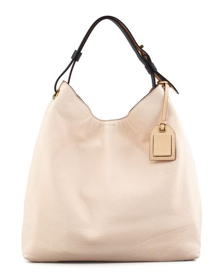 RDK Leather Hobo Bag, Shell