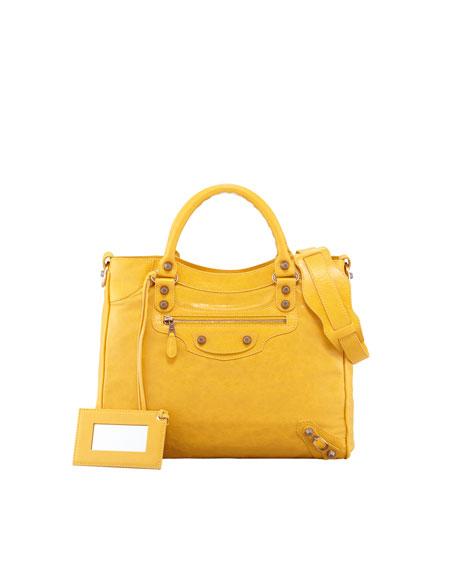 Giant 12 Rose Golden Velo Bag, Mangue