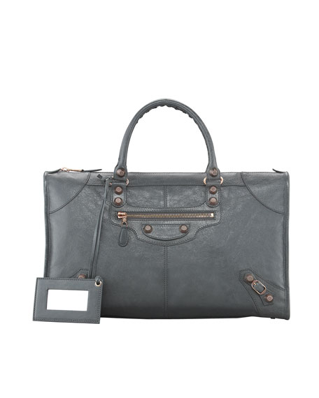 Giant 12 Rose Golden Work Bag, Gris Tarmac
