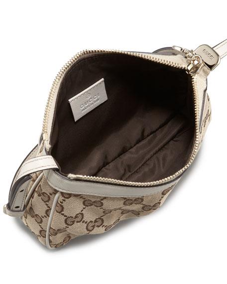 Mini Zip-Top Crossbody Bag