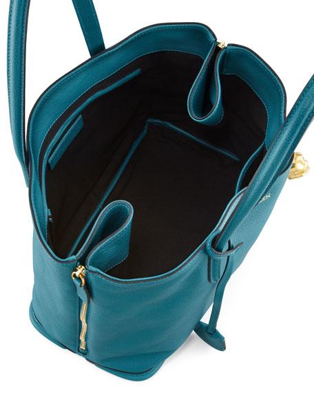 New Padlock Shopper Bag, Blue