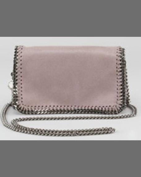 Stella McCartney Falabella Crossbody Bag, Ruthenium