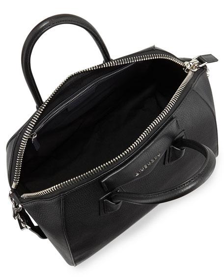 Antigona Medium Sugar Satchel Bag