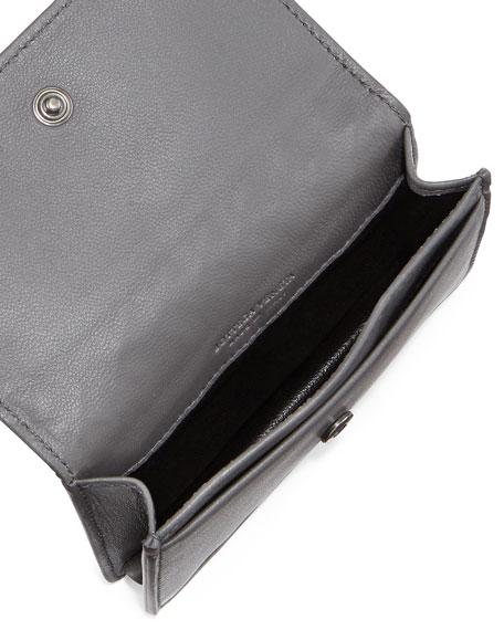 5/6 Credit Card Flip Case, New Light Gray