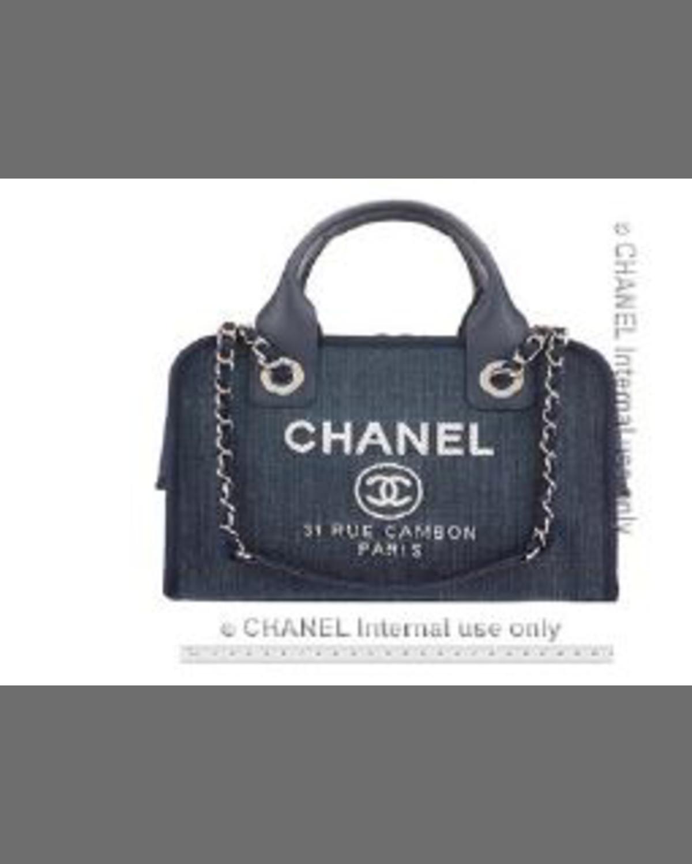84ebda429417 Chanel Denim Medium Bowler Bag Dark Pink Neiman Marcus