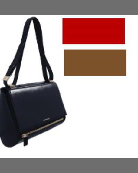 Givenchy Pandora Box Mini Messenger Bag, Medium Red