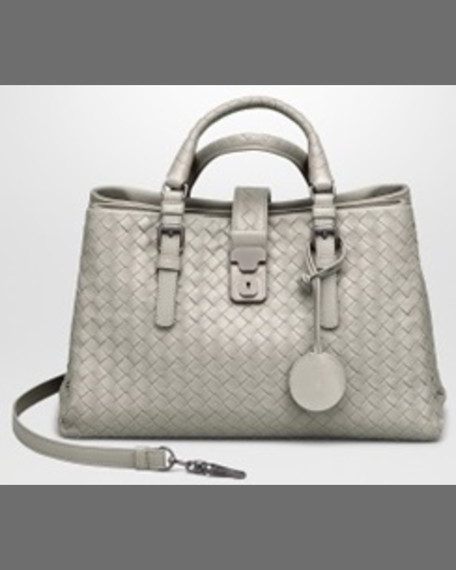 Bottega Veneta Roma Leggero Tote Bag, New Light