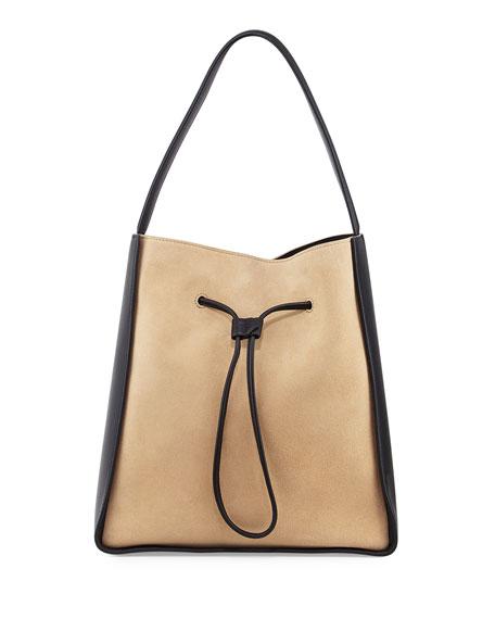 3.1 Phillip Lim Soleil Large Drawstring Bucket Bag,