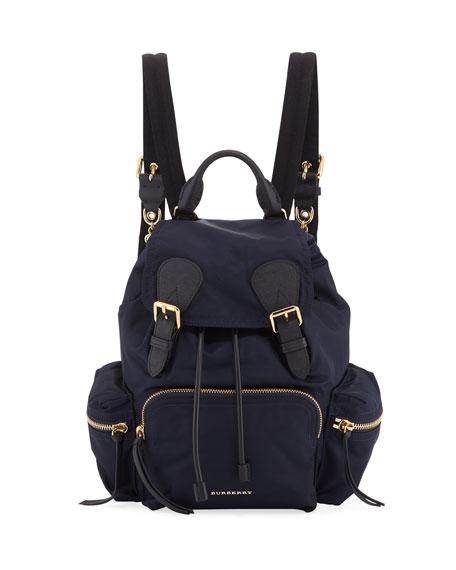 Burberry Medium Nylon Rucksack Backpack