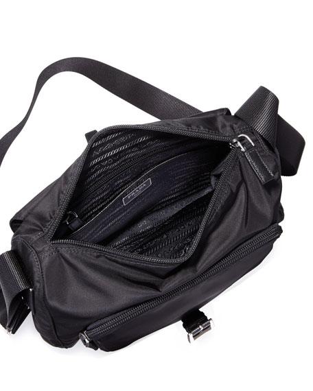 Small Vela Hunting Bag, Black (Nero)