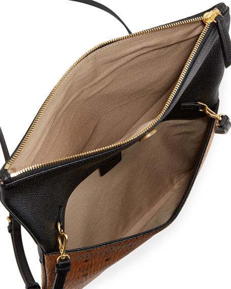 "4e11cae9b195 Army Canvas and Leather Foldover Crossbody Bag   Foldover Clutch   Leather  Foldover Bag   Leather"""