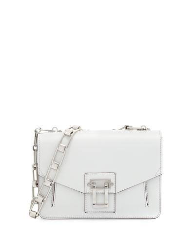 Hava Chain Shoulder Bag  White