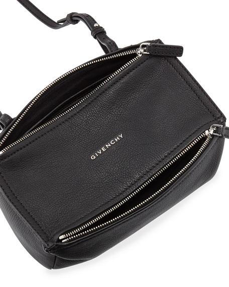 Pandora Mini Goatskin Crossbody Bag