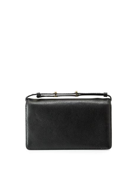 Recruit Leather Crossbody Wallet