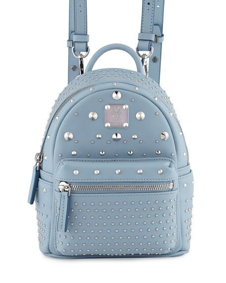 Stark Special Bebe Boo Leather Backpack