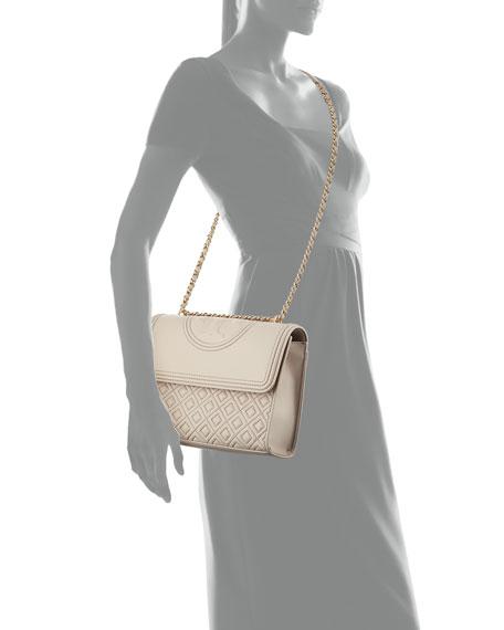 Fleming Quilted Convertible Shoulder Bag
