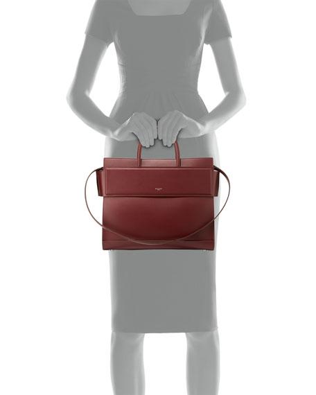 Horizon Medium Leather Tote Bag