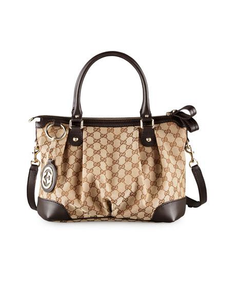 Sukey Medium Top-Handle Bag