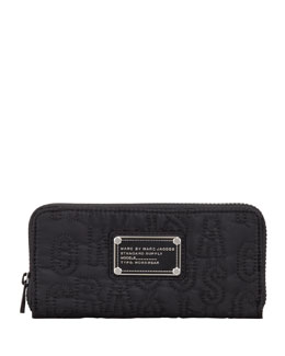 MARC by Marc Jacobs Pretty Nylon Slim Wallet