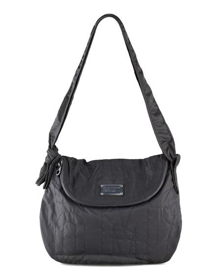 Sasha Nylon Shoulder Bag