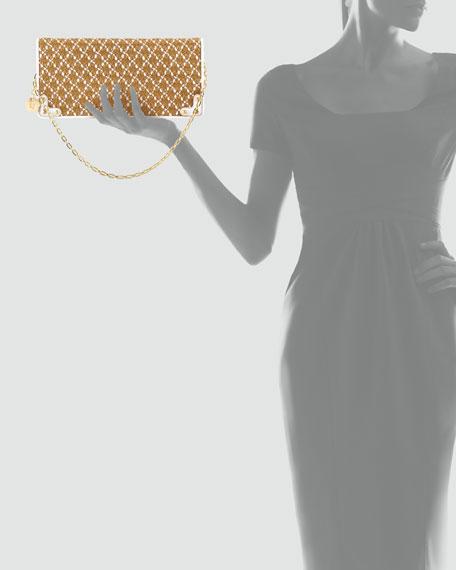 Squishee Envelope Clutch Bag