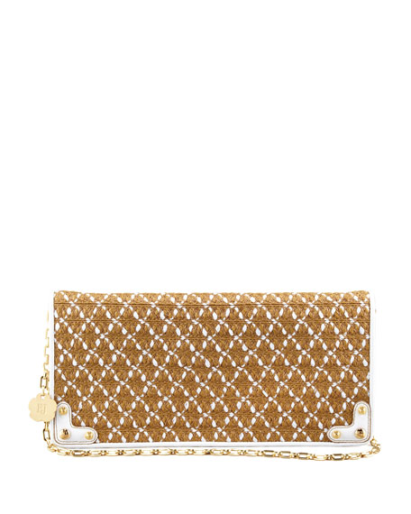 Squishee Envelope Clutch Bag