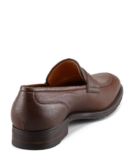 Nico Peccary Penny Loafer