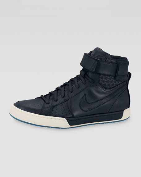 Nike Air Flytop Sneaker, Black