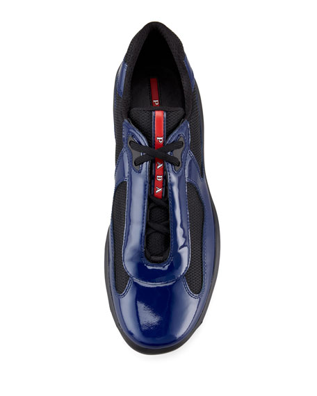 Americas Cup Patent Leather Sneaker