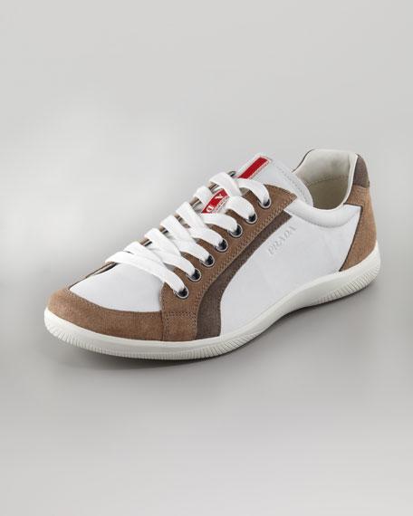 Kayak Suede Sneaker