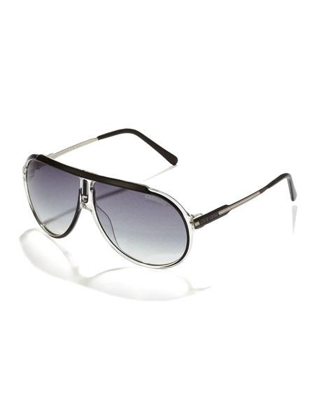 Endurts Aviator Sunglasses, Black