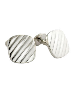 David Donahue Cushion Cuff Links
