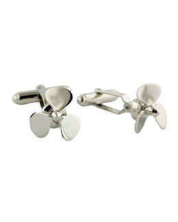 David Donahue Propellor Cuff Links