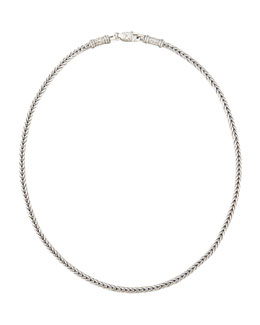 Konstantino Sterling Silver Chain Necklace, 24""