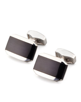 Tateossian Hexagonal Cuff Links