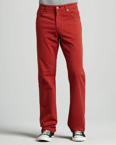 Protege Straight-Leg Picante Jeans